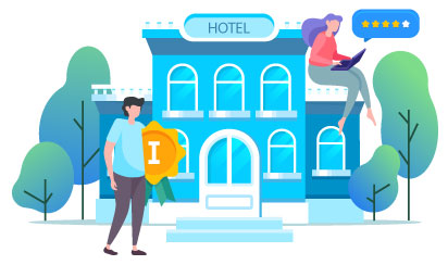Hotel WifFi Social